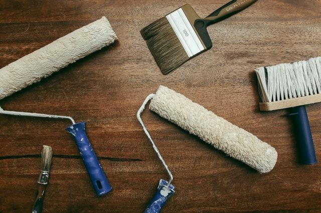 Herramientas para la decoración del hogar